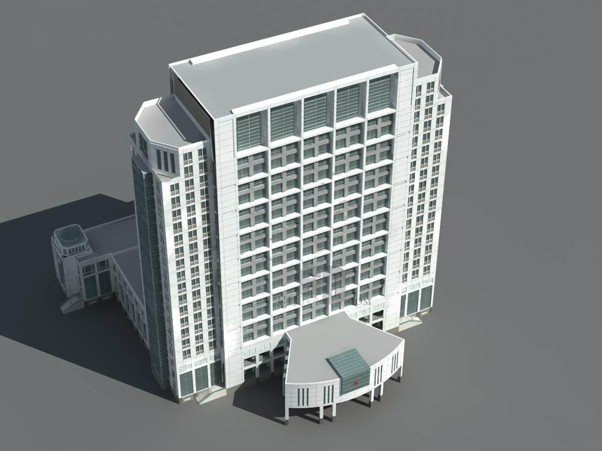 现代办公楼