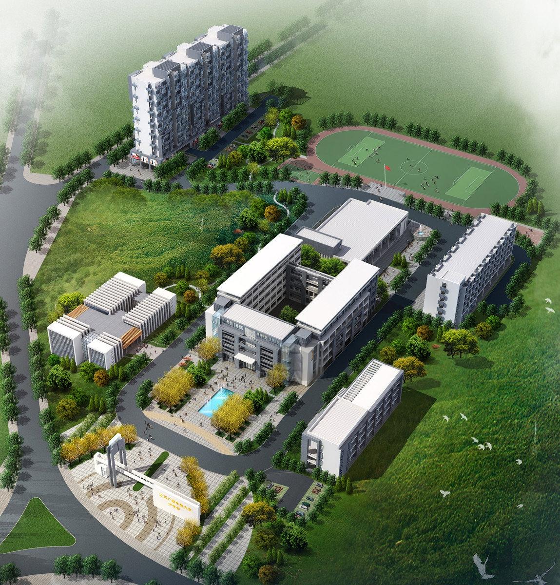 重庆万州电大规划