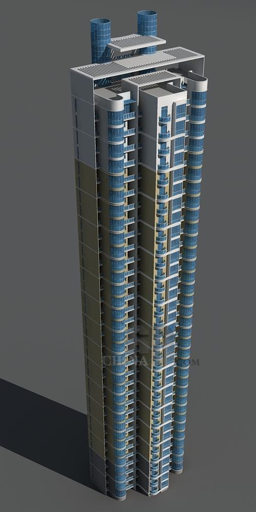 现代超高层住宅