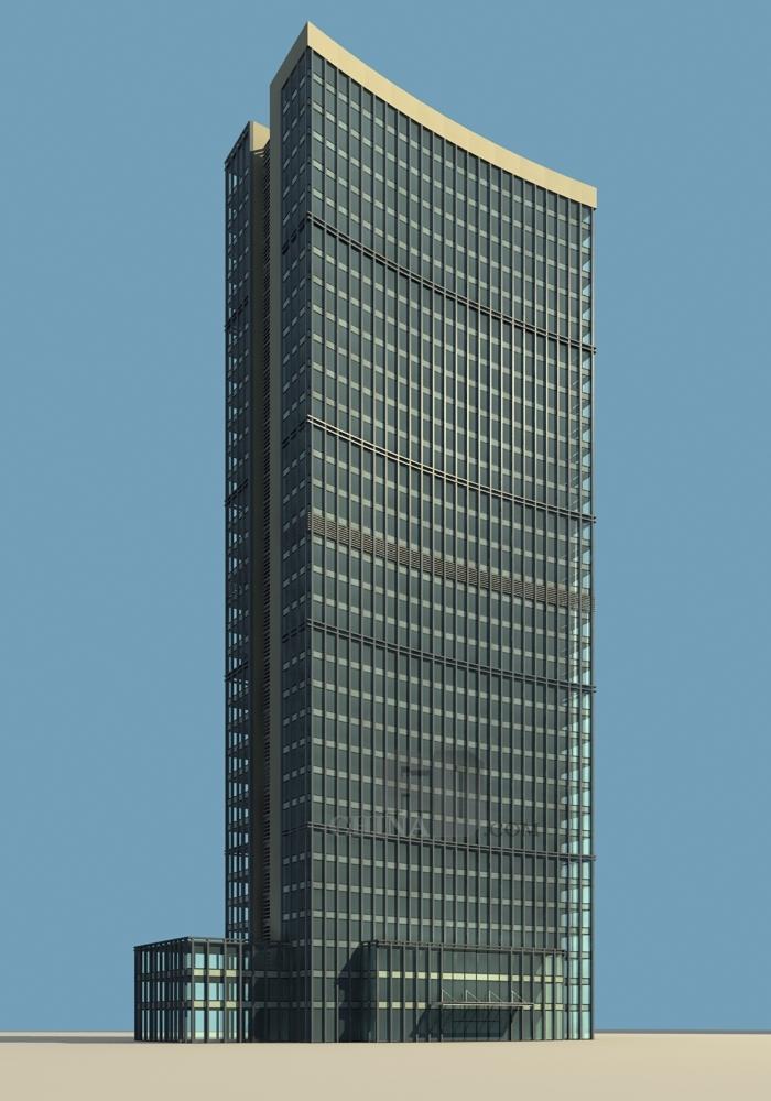 现代超高层酒店