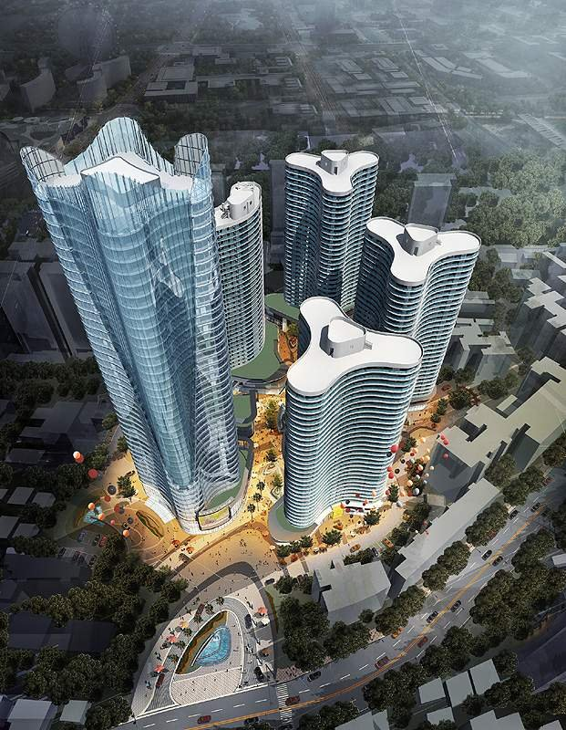 超高层公建