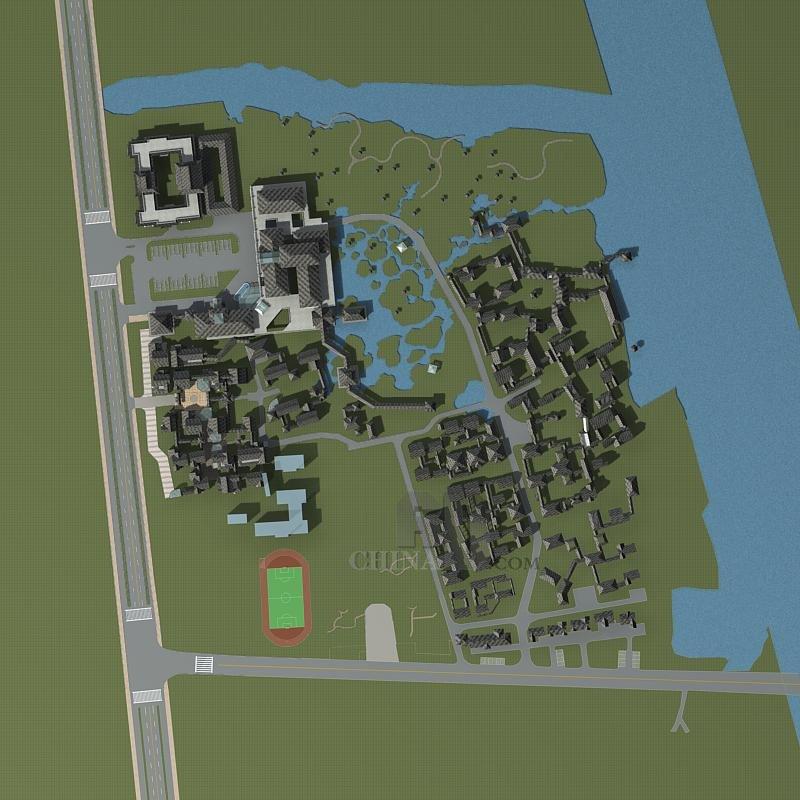 杭州廋西湖规划