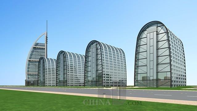中高层公建