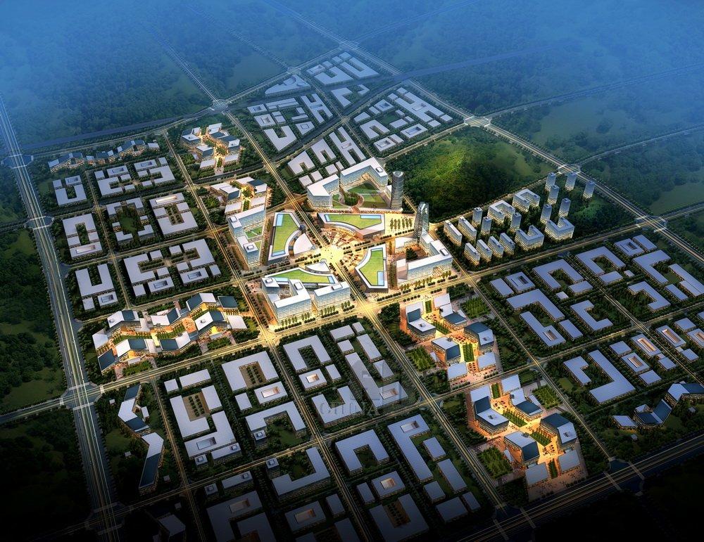 武汉新能源产业园规划