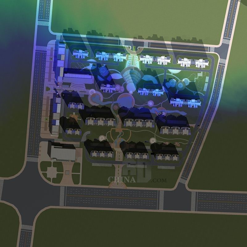 永流村规划