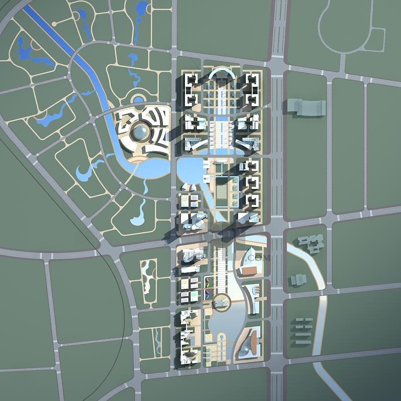 苏州C地块规划