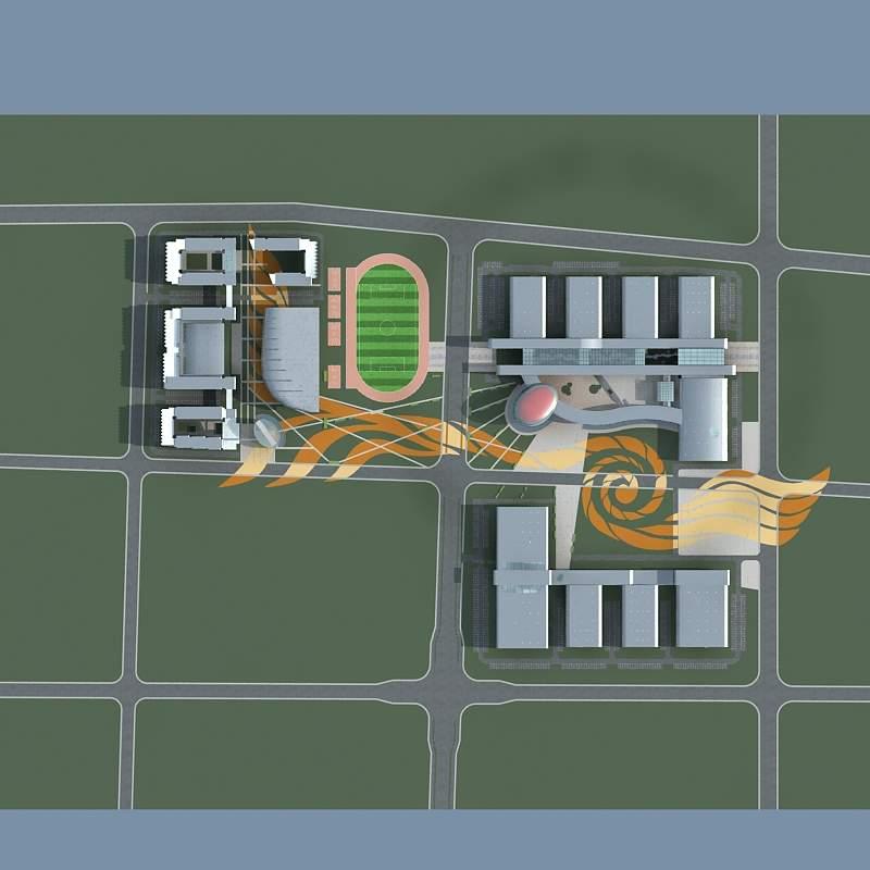 大型商业建筑