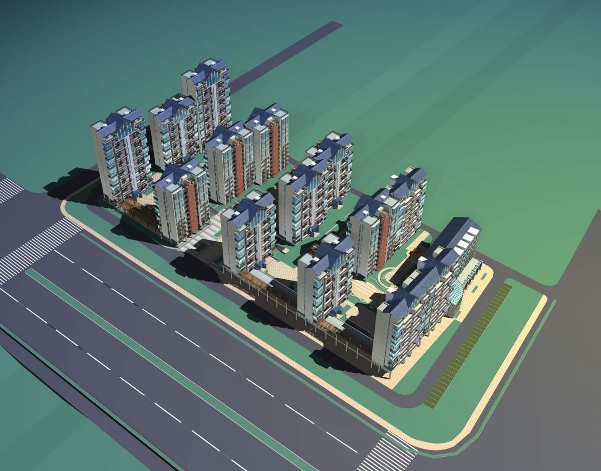 海口都市空间