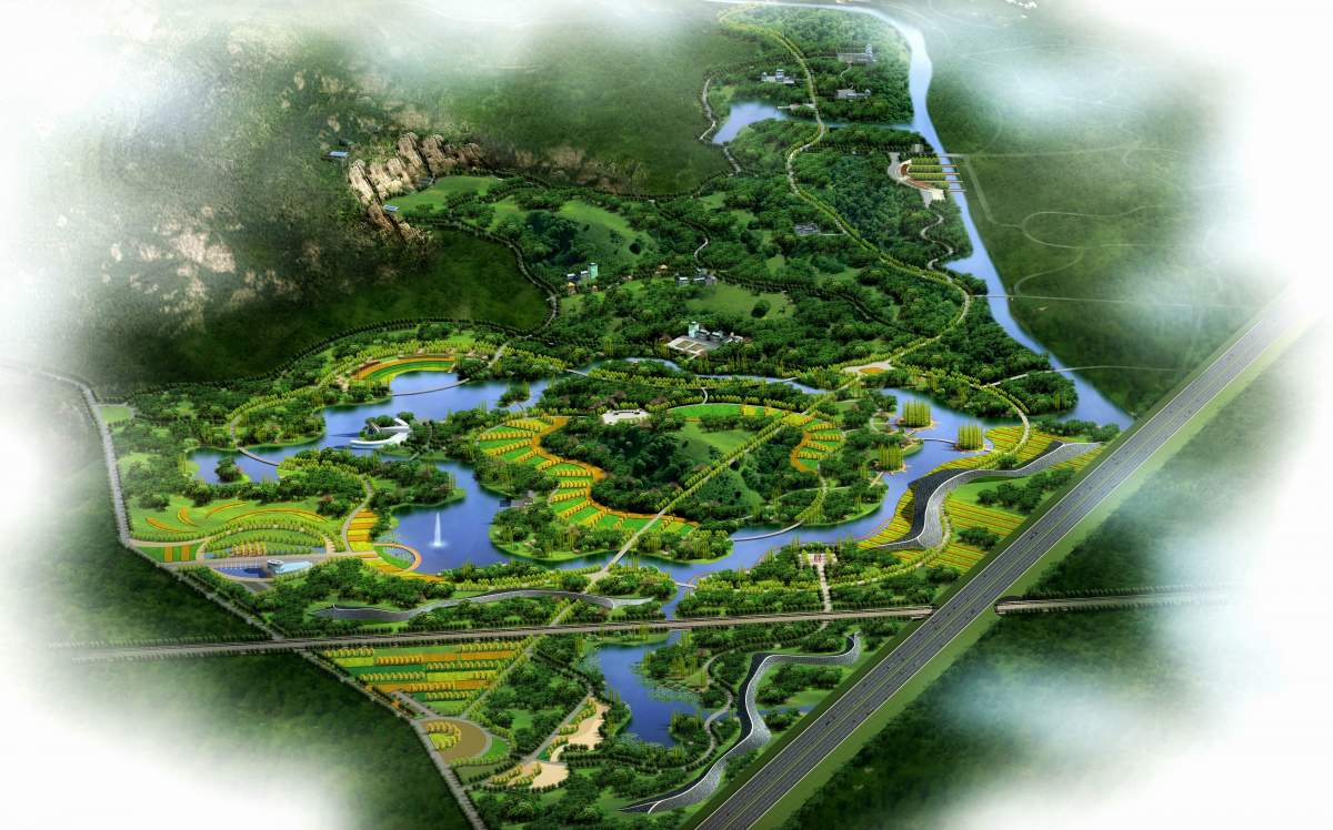 无锡崎山生态园
