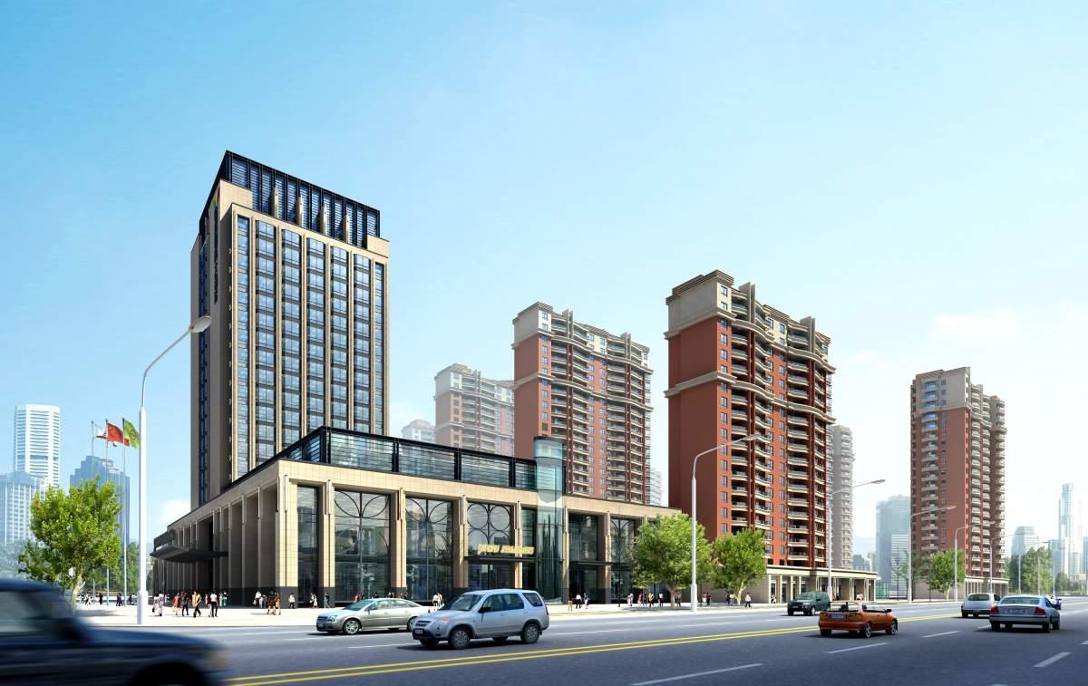 上海某公寓 酒店