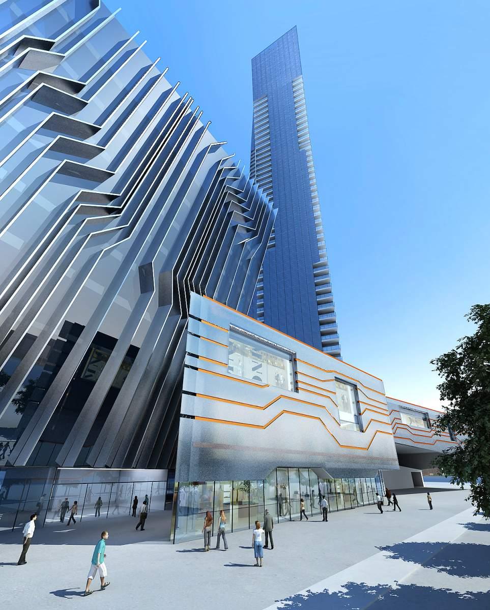澳大利亚某超高层办公楼