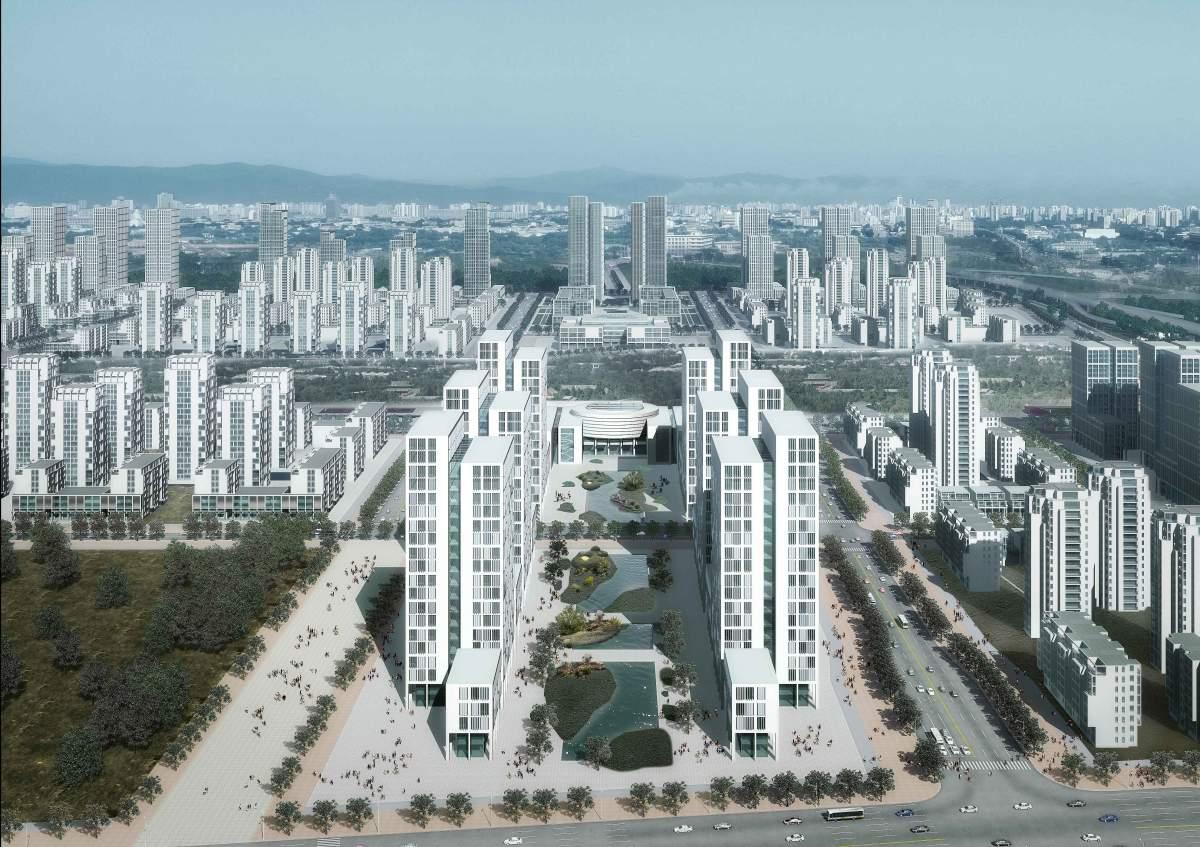 西安曲江国际会展产业园