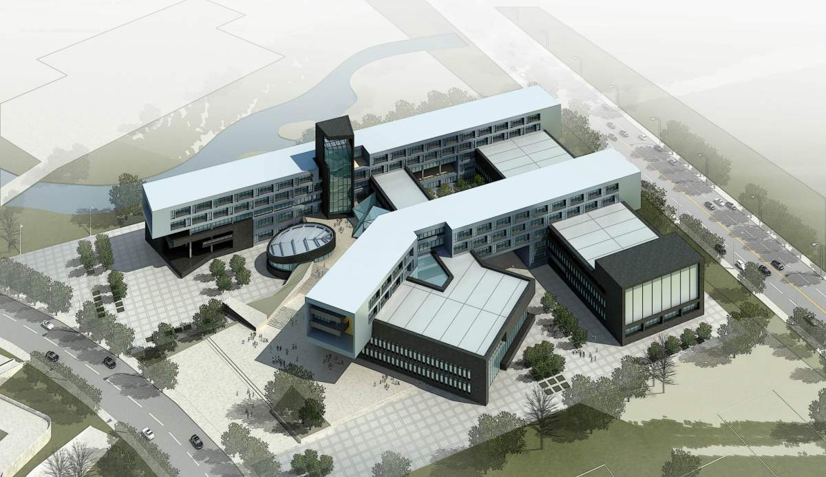 矿业大学科学中心