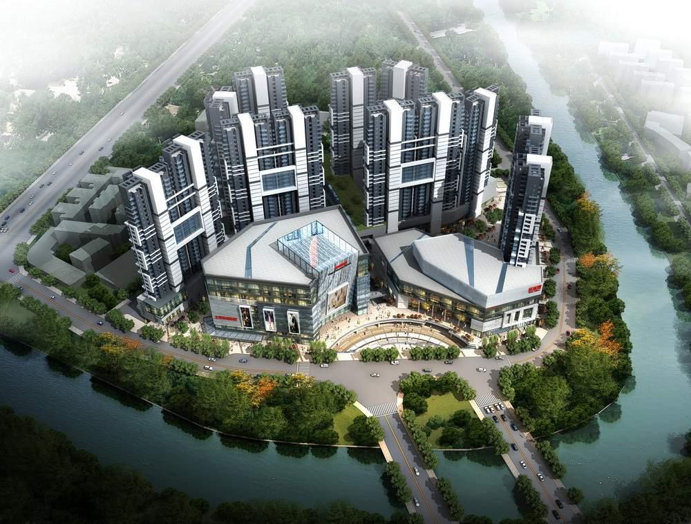 上海某商业建筑