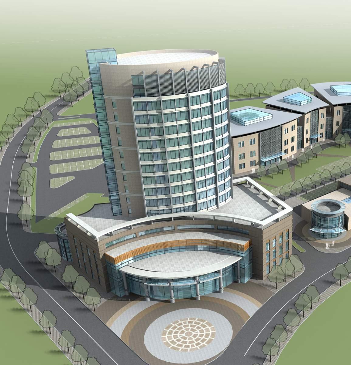 龙溪某办公楼