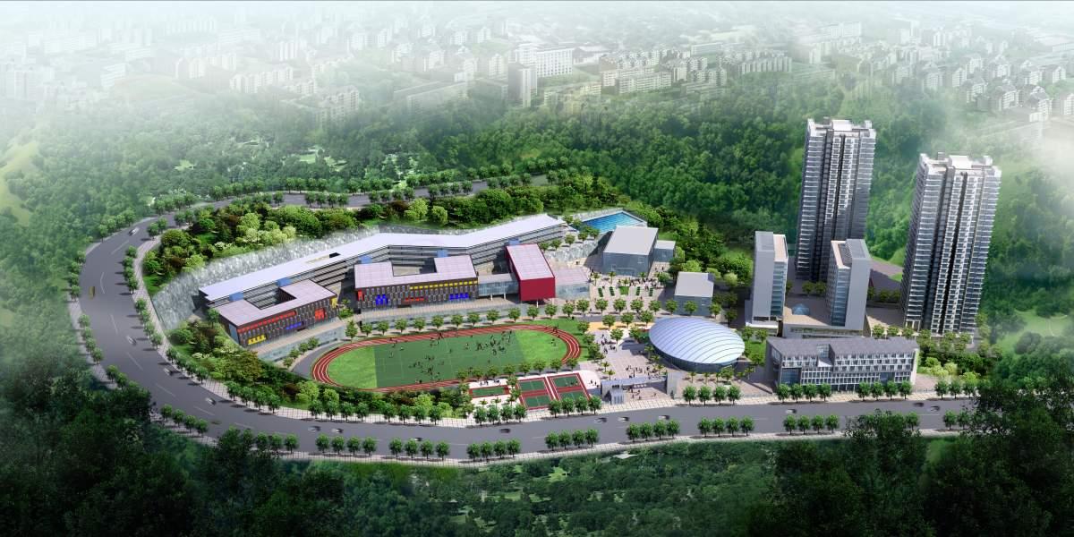 九龙坡学校规划
