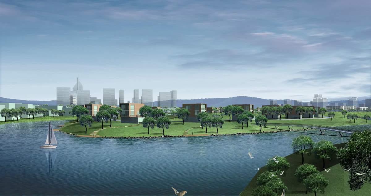大学城规划