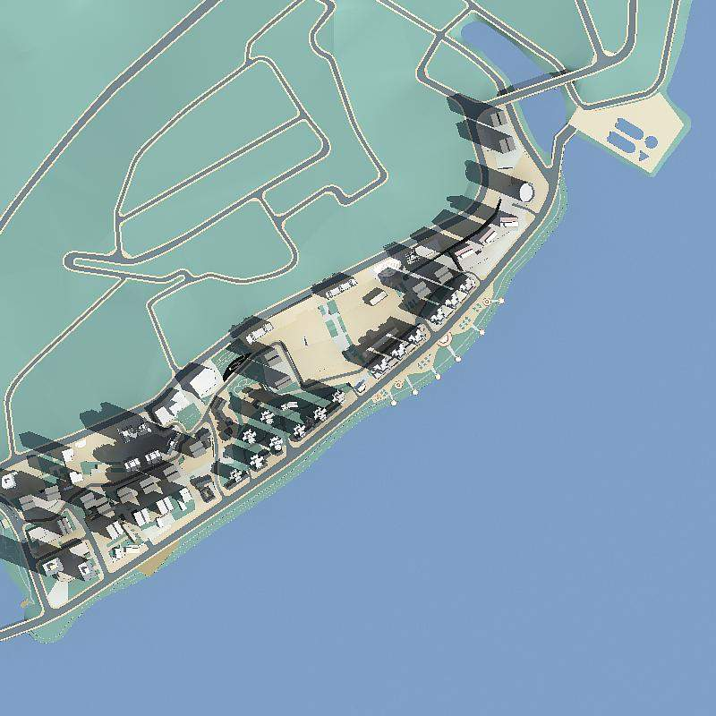 忠县半城沿江规划