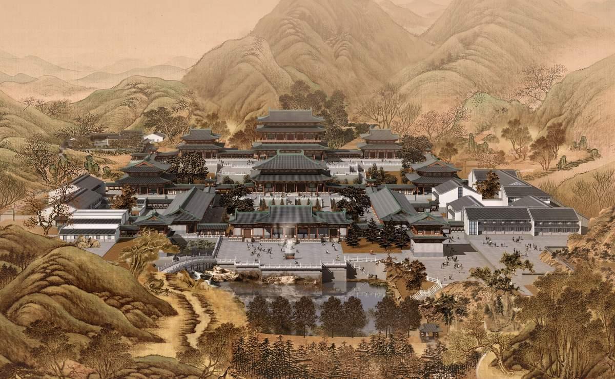 庐山大院寺