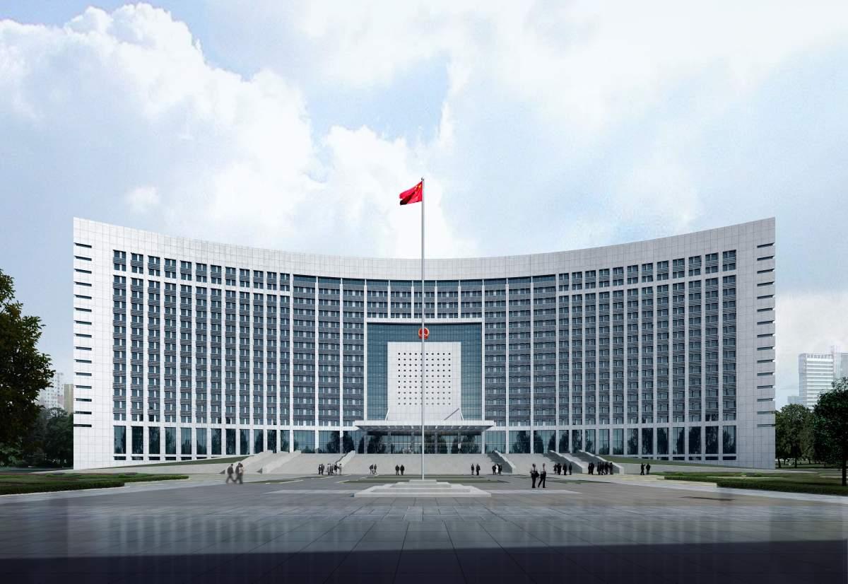 神木行政中心