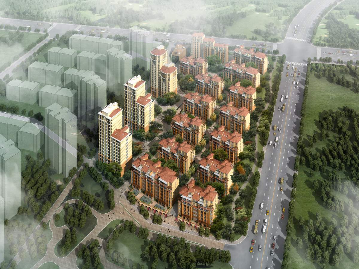 中新生态城