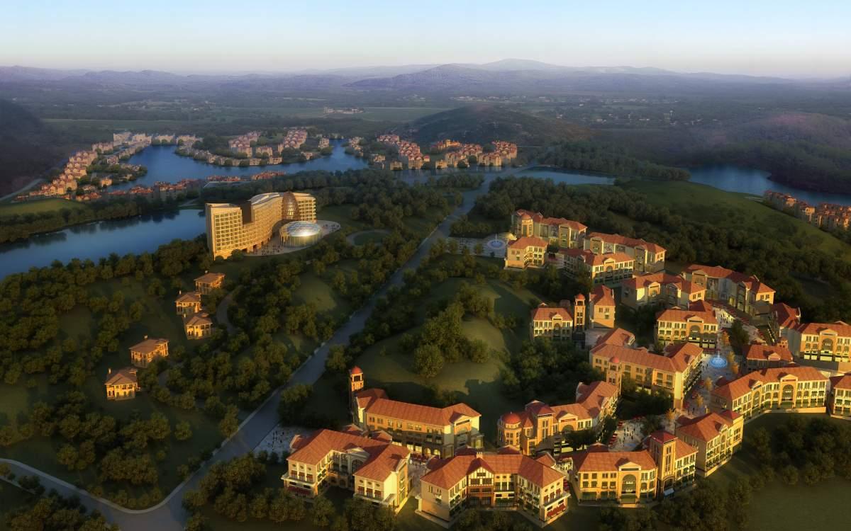 大林镇规划