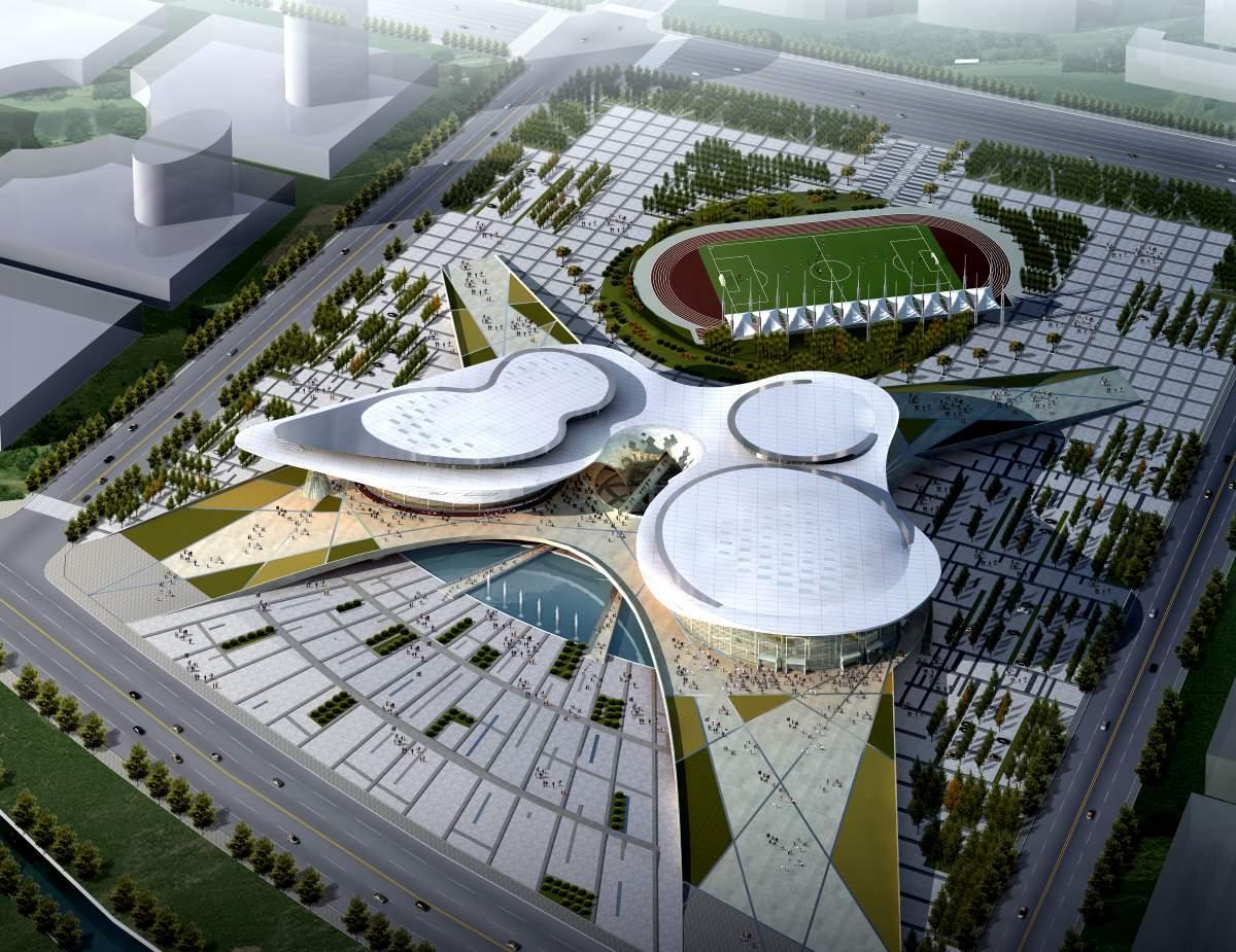 丹东体育馆