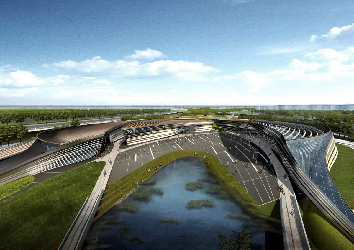 西安曲江项目
