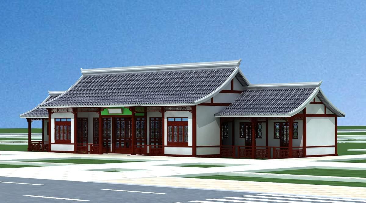 中式小建筑