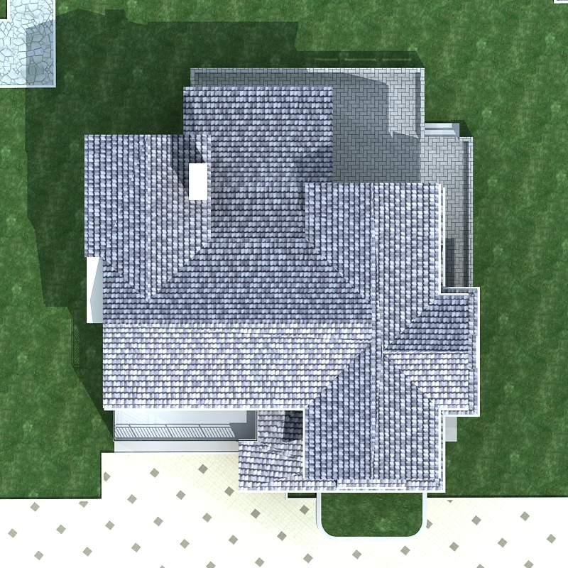 现代独栋别墅