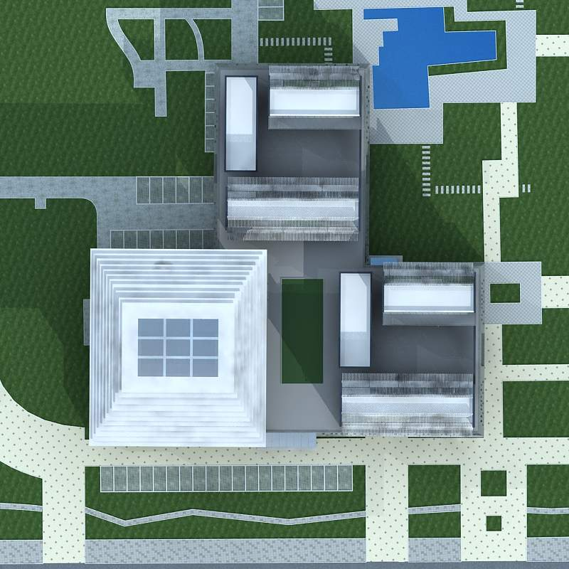 现代大型会所