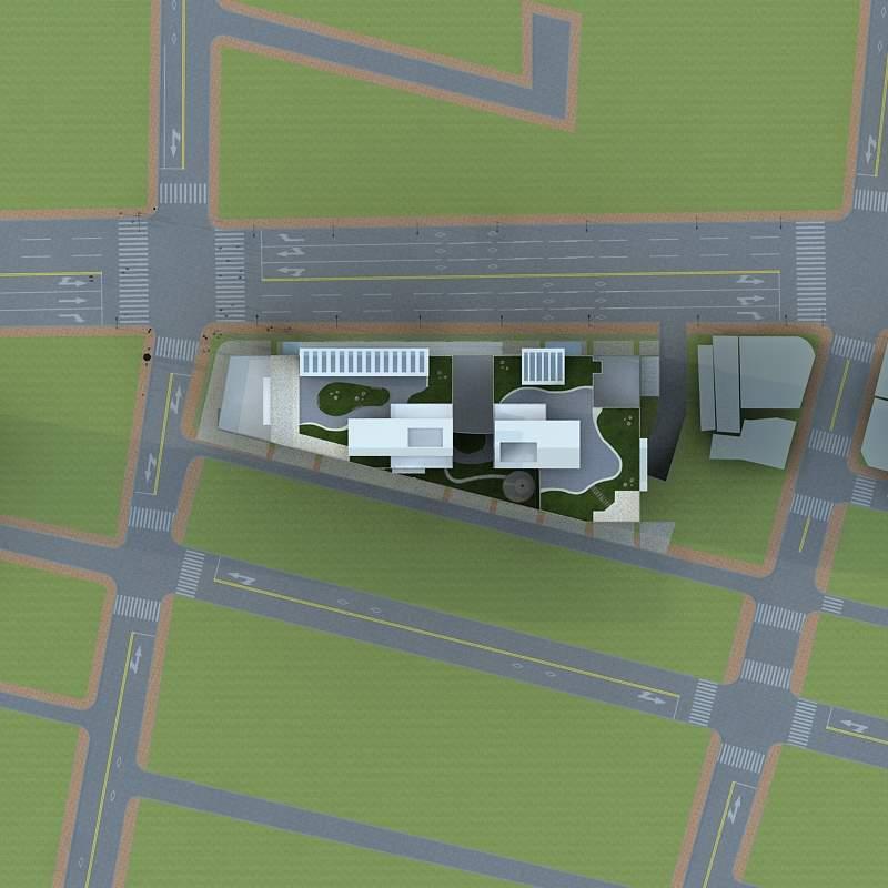 沿街商业及住宅楼