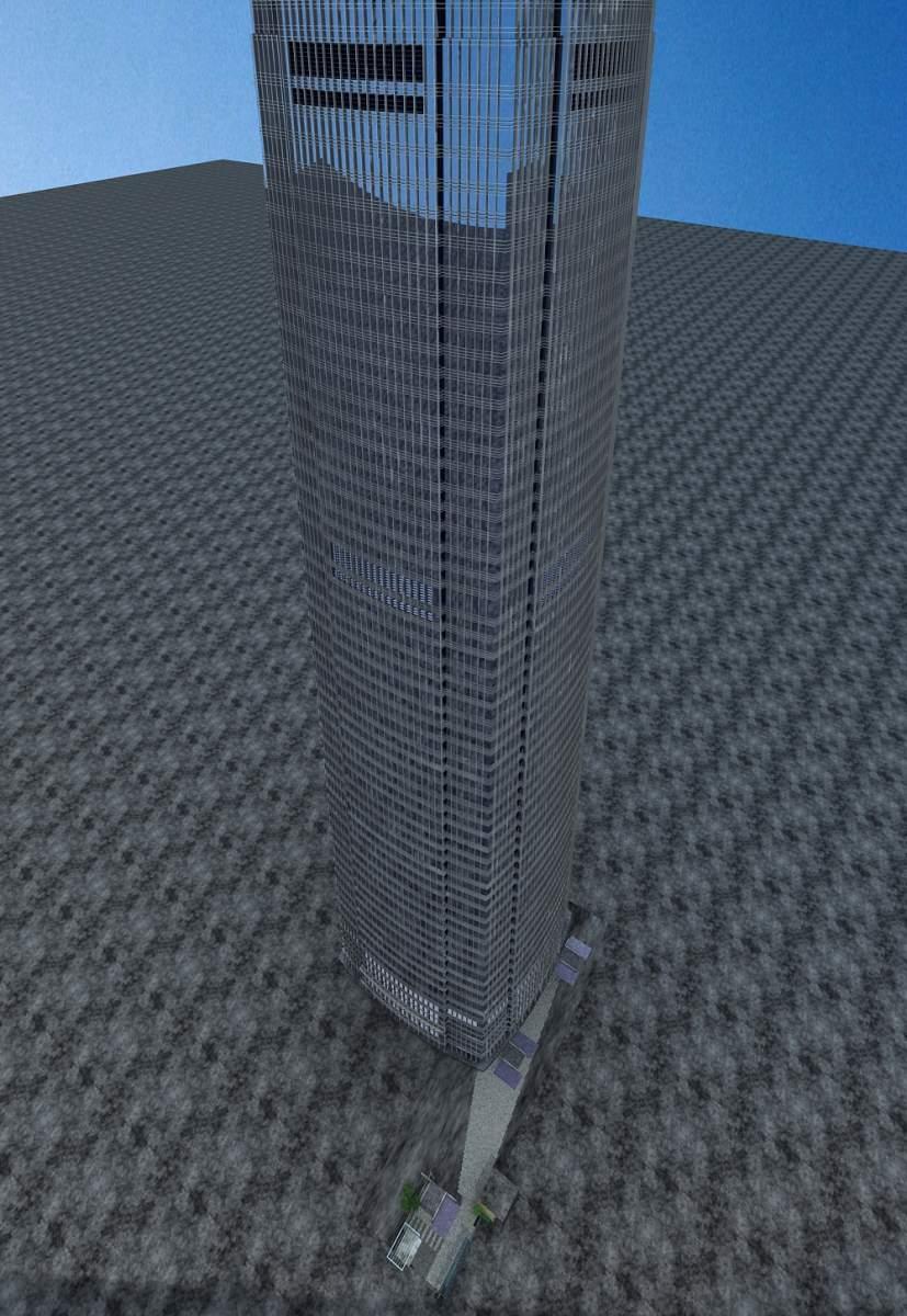 现代超高层公建