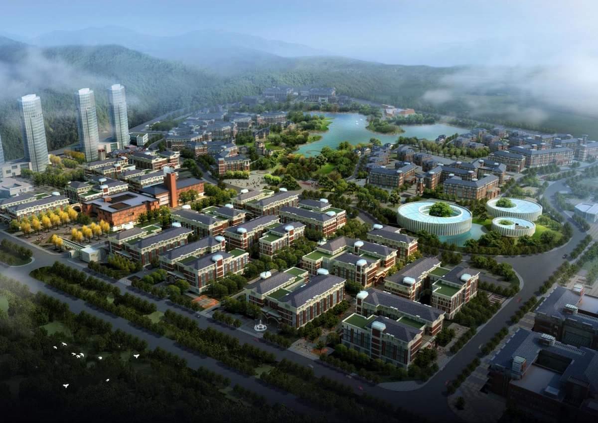 江津金山双福科技园规划