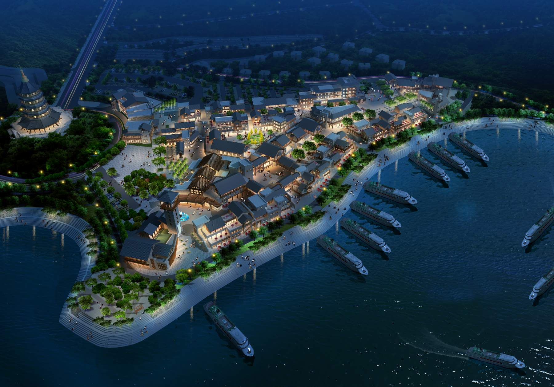 丹江口旅游港