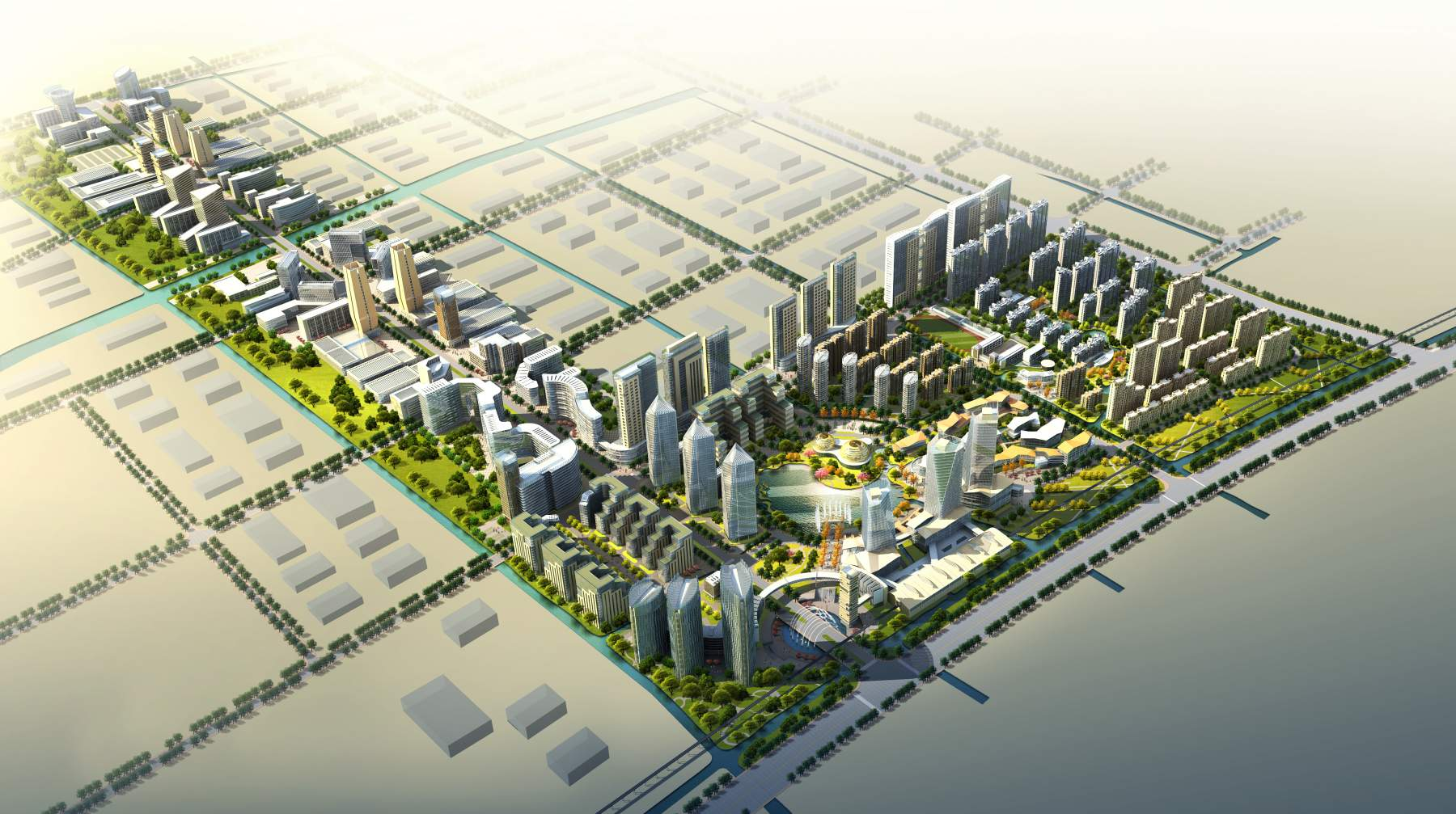 郑州某规划