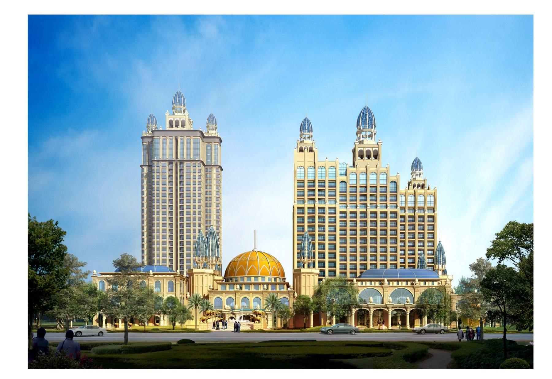欧式会所及酒店