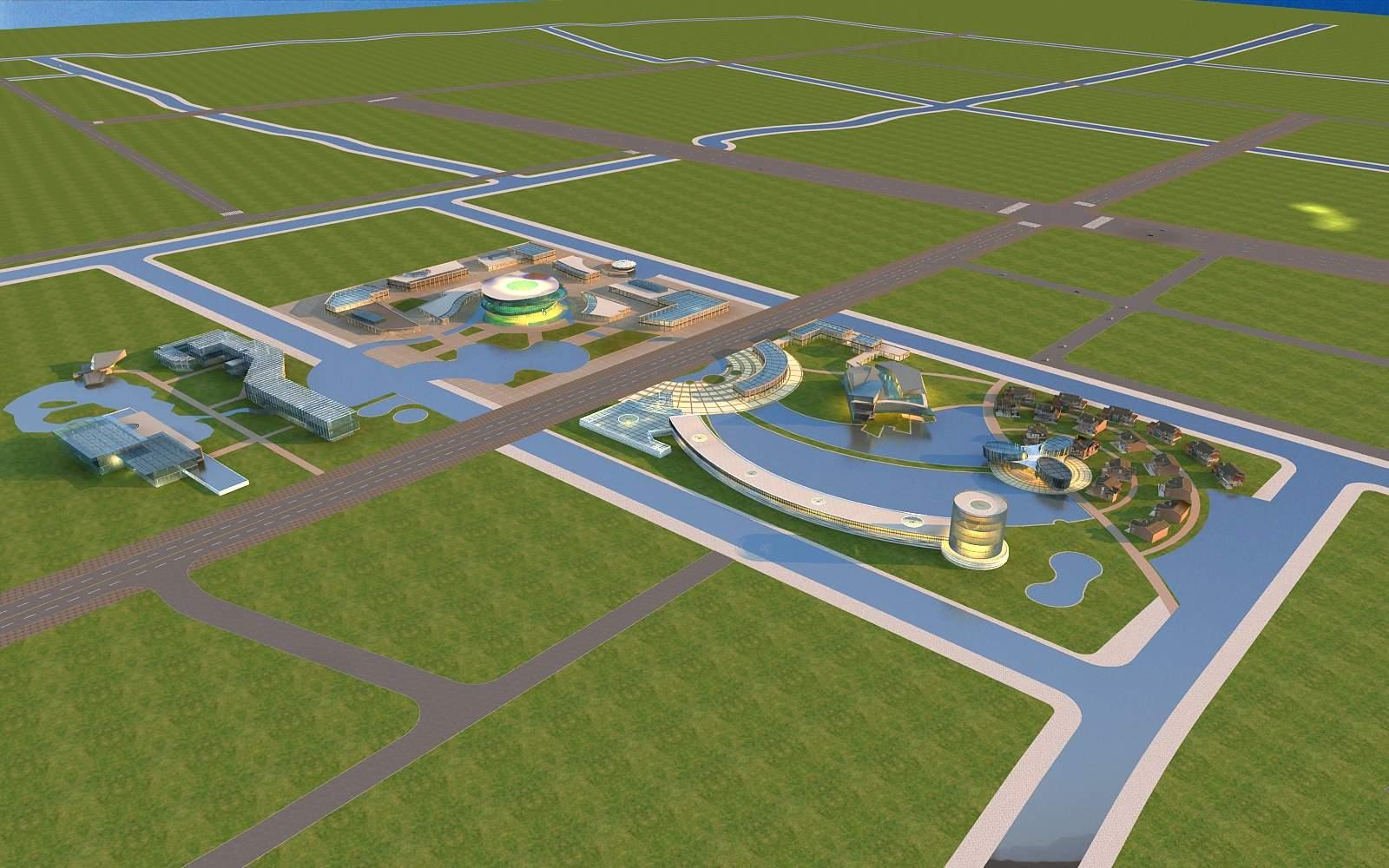 现代景观规划