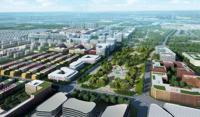 未来科技城规划