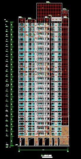 长嘉汇高层住宅7号楼