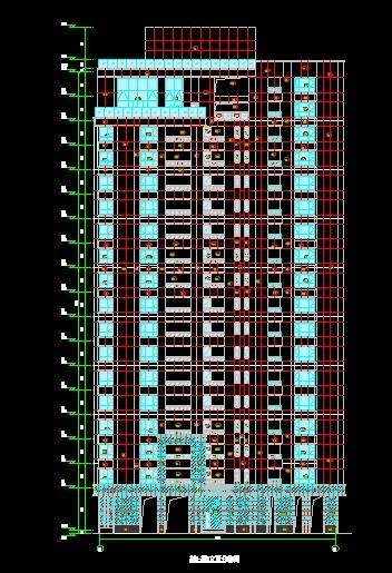 长嘉汇高层住宅8.9号楼