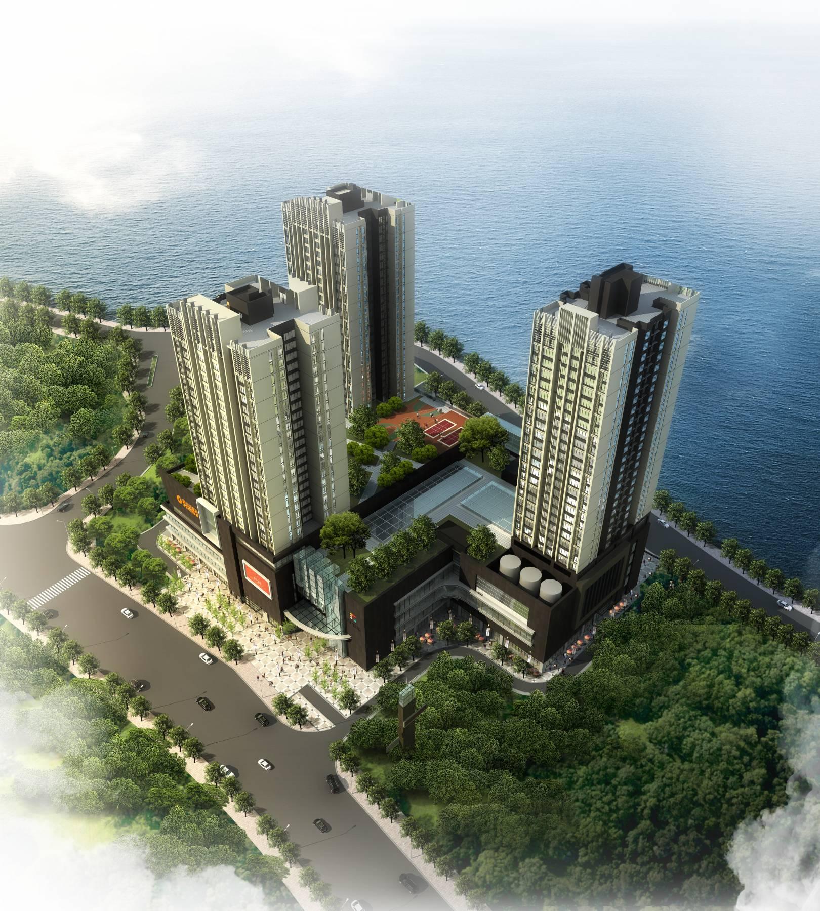 巴南商业三号楼高层住宅