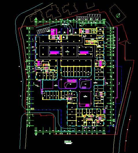 巴南商业二号楼高层住宅