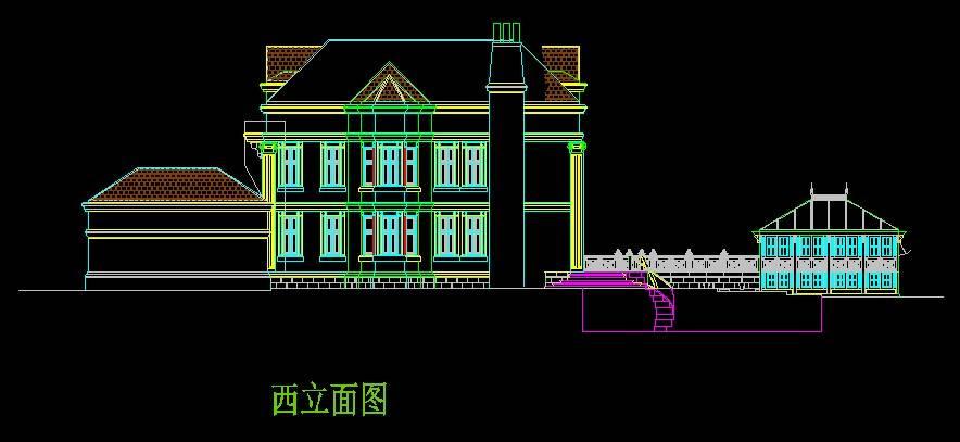上海檀宫A型别墅