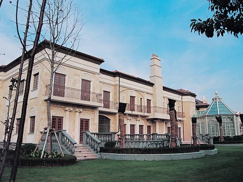 上海檀宫G型别墅