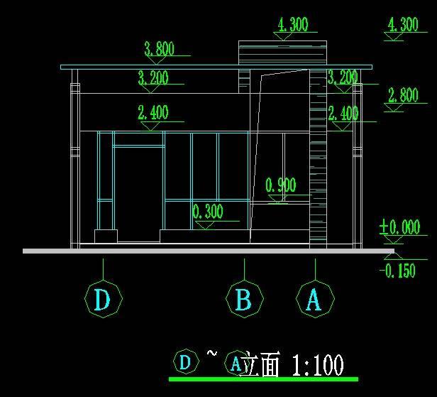 现代大门11