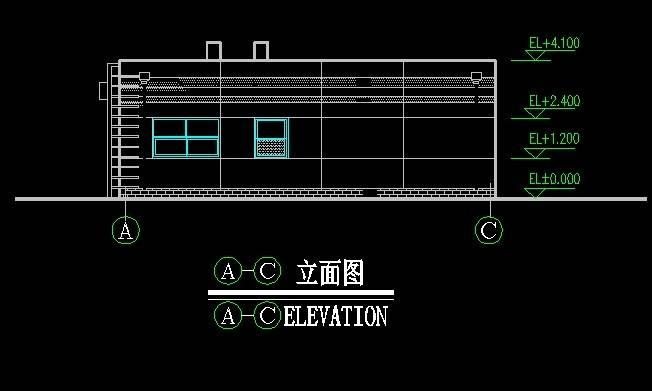 中式仿古大门10
