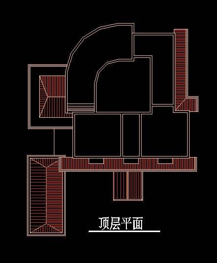 上海大众D型别墅