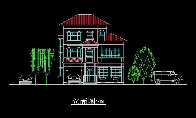 北美风格32号别墅