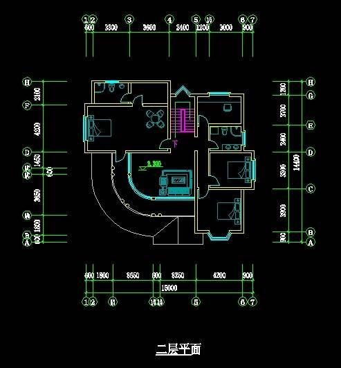 东方观潮苑2号别墅
